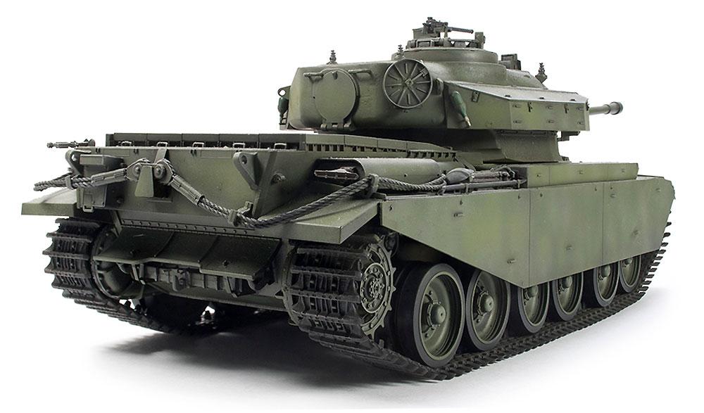センチュリオン Mk.3 朝鮮戦争プラモデル(AFV CLUB1/35 AFV シリーズNo.AF35303)商品画像_3