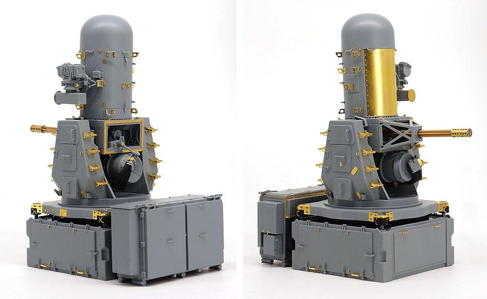 アメリカ海軍 MK-15 ファランクスプラモデル(RPG Scalemodel1/35 ミリタリーNo.35005)商品画像_2