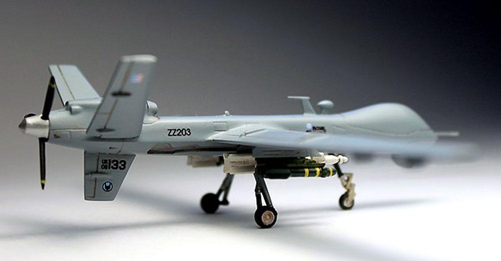 ジェネラル アトミックス MQ-9 リーパー 2in1プラモデル(ミニウイング1/144 インジェクションキットNo.mini328)商品画像_3