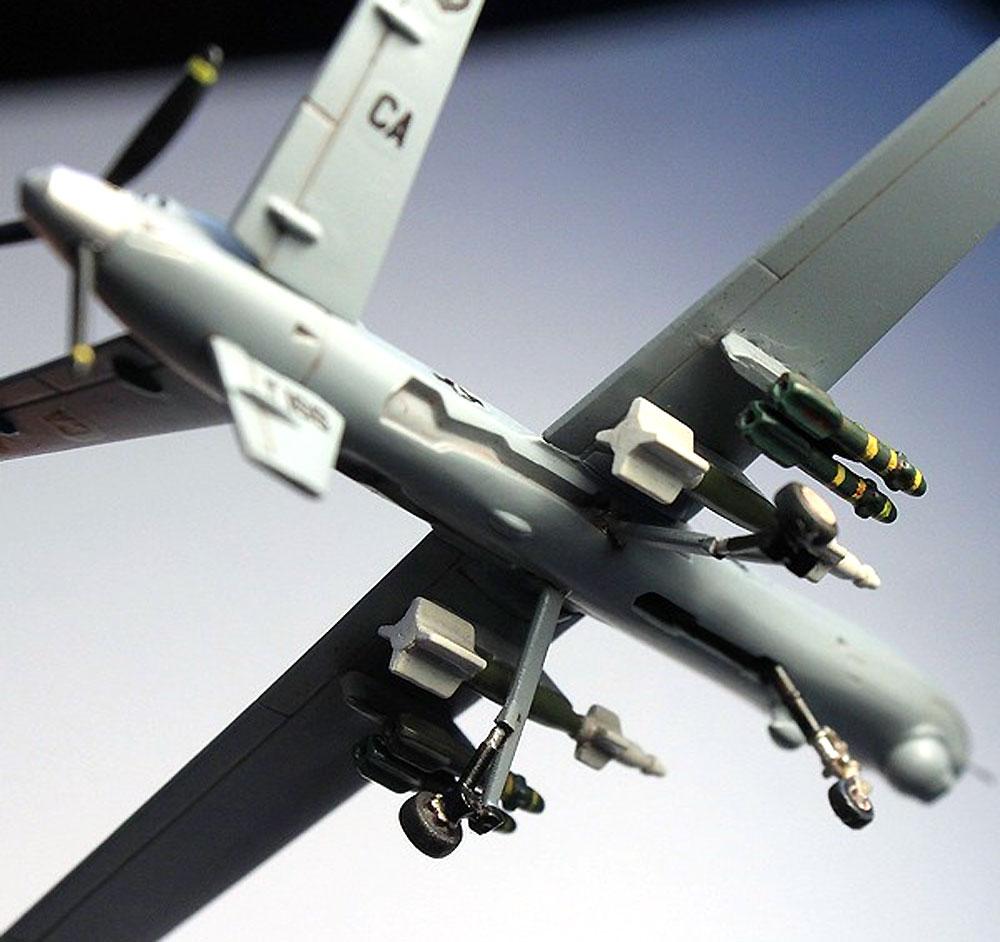 ジェネラル アトミックス MQ-9 リーパー アメリカ空軍プラモデル(ミニウイング1/144 インジェクションキットNo.mini329)商品画像_2