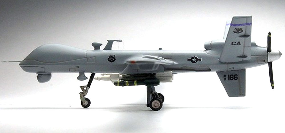 ジェネラル アトミックス MQ-9 リーパー アメリカ空軍プラモデル(ミニウイング1/144 インジェクションキットNo.mini329)商品画像_3