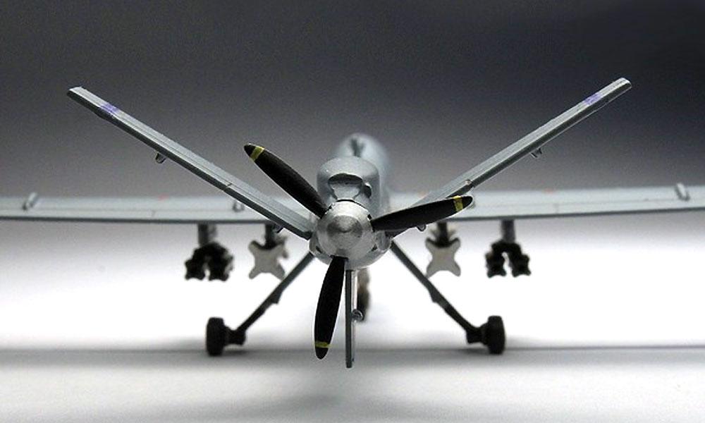 ジェネラル アトミックス MQ-9 リーパー アメリカ空軍プラモデル(ミニウイング1/144 インジェクションキットNo.mini329)商品画像_4