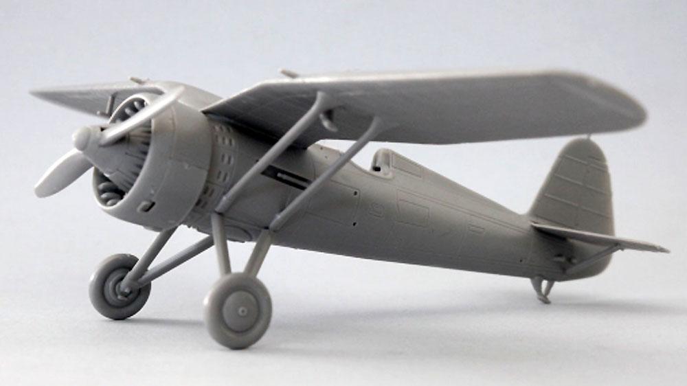 PZL P.11c 東部国境地帯プラモデル(アルマホビー1/72 エアクラフト プラモデルNo.70017)商品画像_3