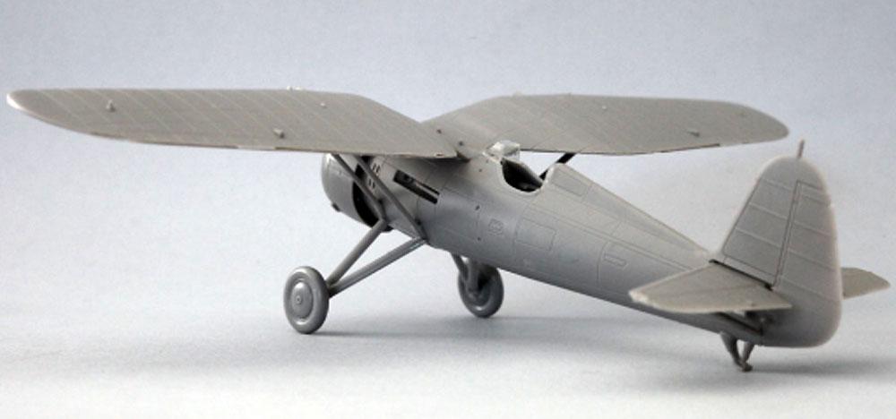 PZL P.11c 東部国境地帯プラモデル(アルマホビー1/72 エアクラフト プラモデルNo.70017)商品画像_4