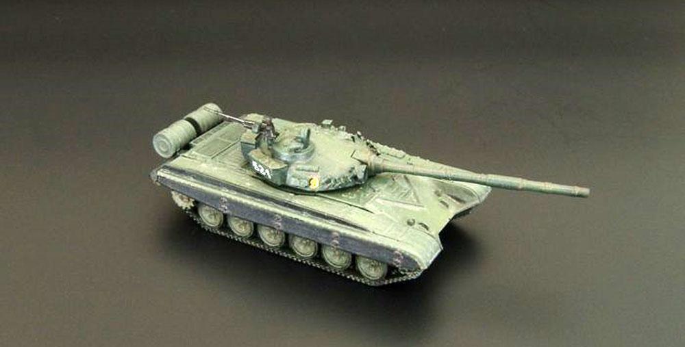 T-72Mレジンキット(ブレンガン1/144 レジンキットNo.BRS144040)商品画像_1