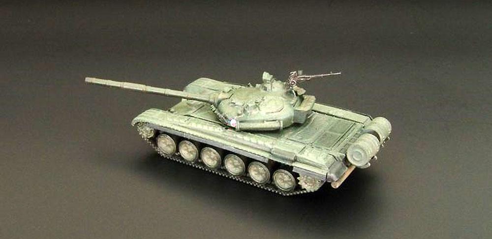 T-72Mレジンキット(ブレンガン1/144 レジンキットNo.BRS144040)商品画像_2