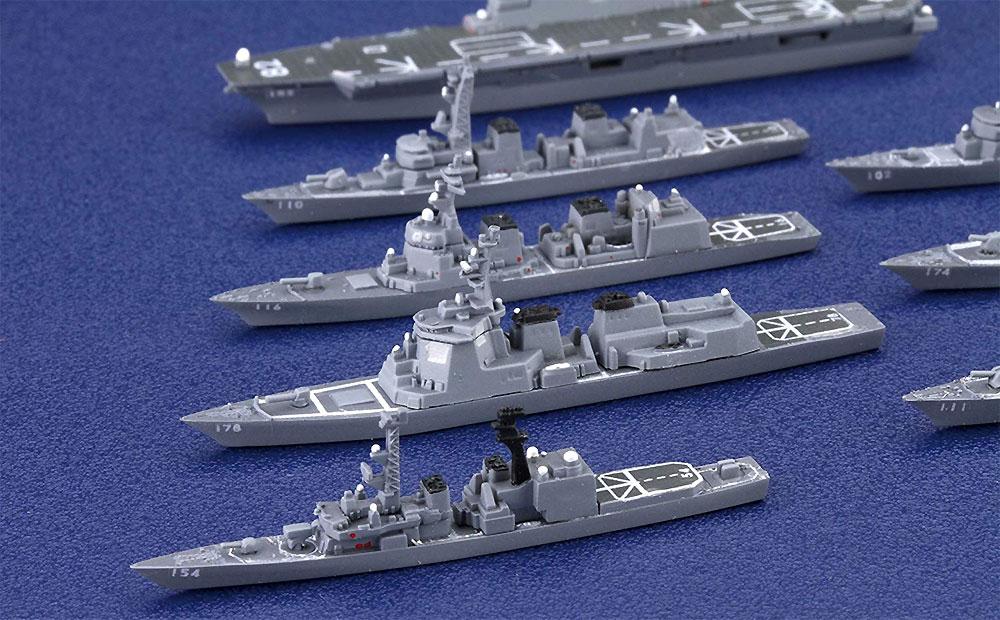 海上自衛隊 第2護衛隊群 1998年プラモデル(フジミ集める軍艦シリーズNo.035)商品画像_3
