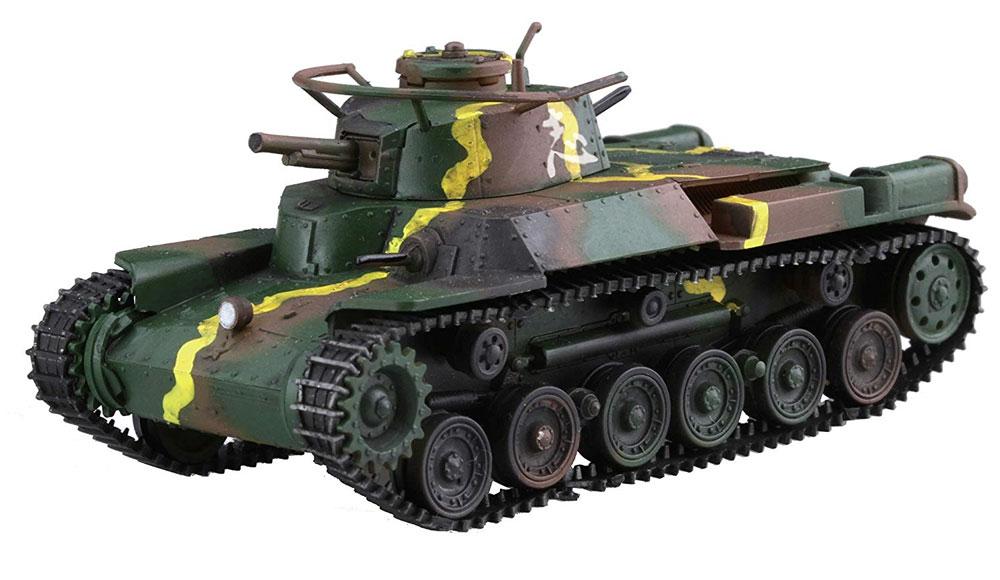 九七式中戦車 チハ  (フジミ 1/76 スペシャルワールドアーマーシリーズ No.31) の商品画像