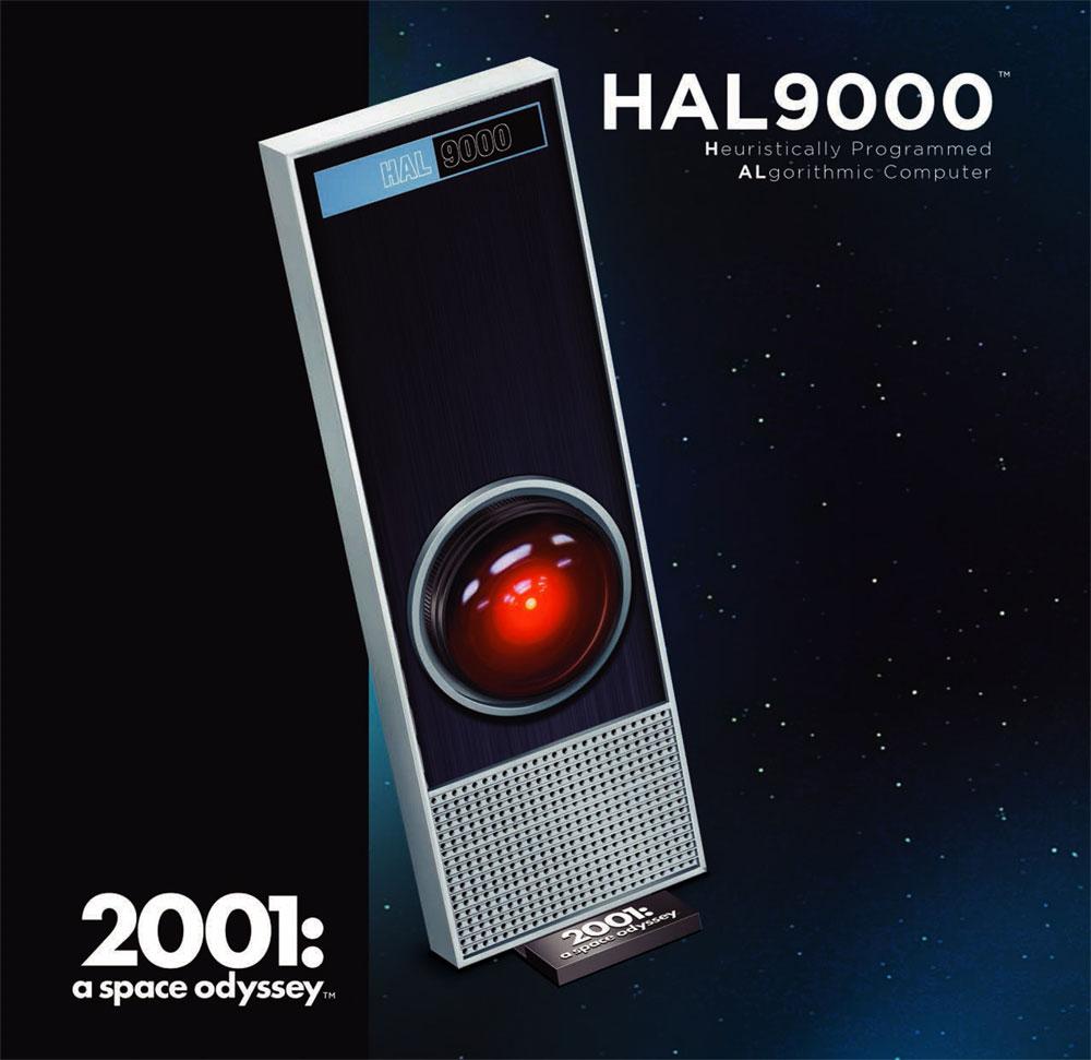 HAL9000 (2001年 宇宙の旅)プラモデル(メビウスメビウス プラスチックモデル組立キットNo.2001-5)商品画像_1