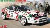 トヨタ セリカ ターボ 4WD 1993 モンテカルロ ラリー