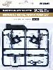 カワサキ Ninja H2R用 金属製フロントフォーク (可動式)