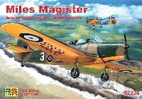 RSモデル1/72 エアクラフト プラモデルマイルズ マジスター イギリス 練習機