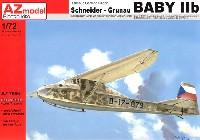 AZ model1/72 エアクラフト プラモデルグルナウ ベイビー 2B グライダー