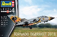 レベル1/72 Aircraftトーネード ECR タイガーミート 2018