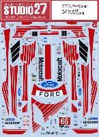 フォード GT #66 デイトナ24時間 2019 デカール