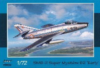 アズール1/72 航空機モデルダッソー SMB-2 シュペル ミステール B2 初期