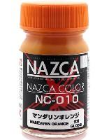 ガイアノーツNAZCA カラーシリーズNC-010 マンダリンオレンジ