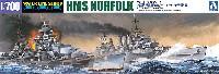 英国海軍 重巡洋艦 ノーフォーク 北岬沖海戦