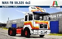 マン F8 19.321 4×2 トラック