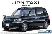 アオシマ1/24 ザ・モデルカートヨタ NTP10 JPN タクシー '17 ブラック
