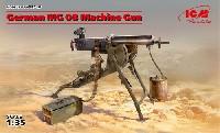 ドイツ MG08 重機関銃