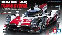 タミヤ1/24 スポーツカーシリーズトヨタ ガズーレーシング TS050 HYBRID