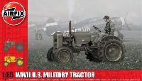 WW2 U.S. ミリタリートラクター