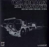 アメリカ M983A2 HEMTT トラクター w/M870A1 セミトレーラー 2010年代