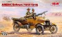 アンザック ドライバー 1917-1918