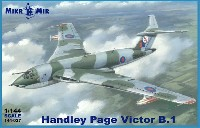 ミクロミル1/144 エアクラフトハンドレページ ヴィクター B.1