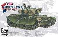 AFV CLUB1/35 AFV シリーズセンチュリオン Mk.3 朝鮮戦争