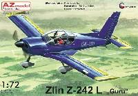 AZ model1/72 エアクラフト プラモデルズリーン Z-242L グル