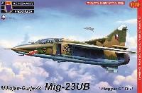 MiG-23UB フロッガーC ワルシャワ条約機構加盟国