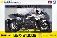スズキ GSX-S1000S KATANA メタリックミスティックシルバー