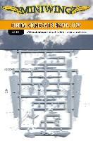 ミニウイング1/144 インジェクションキットジェネラル アトミックス MQ-9 リーパー アメリカ空軍