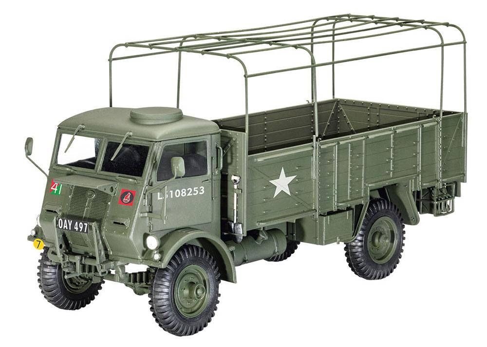 イギリス フォード W.O.T. 6 トラックプラモデル(レベル1/35 ミリタリーNo.03282)商品画像_2