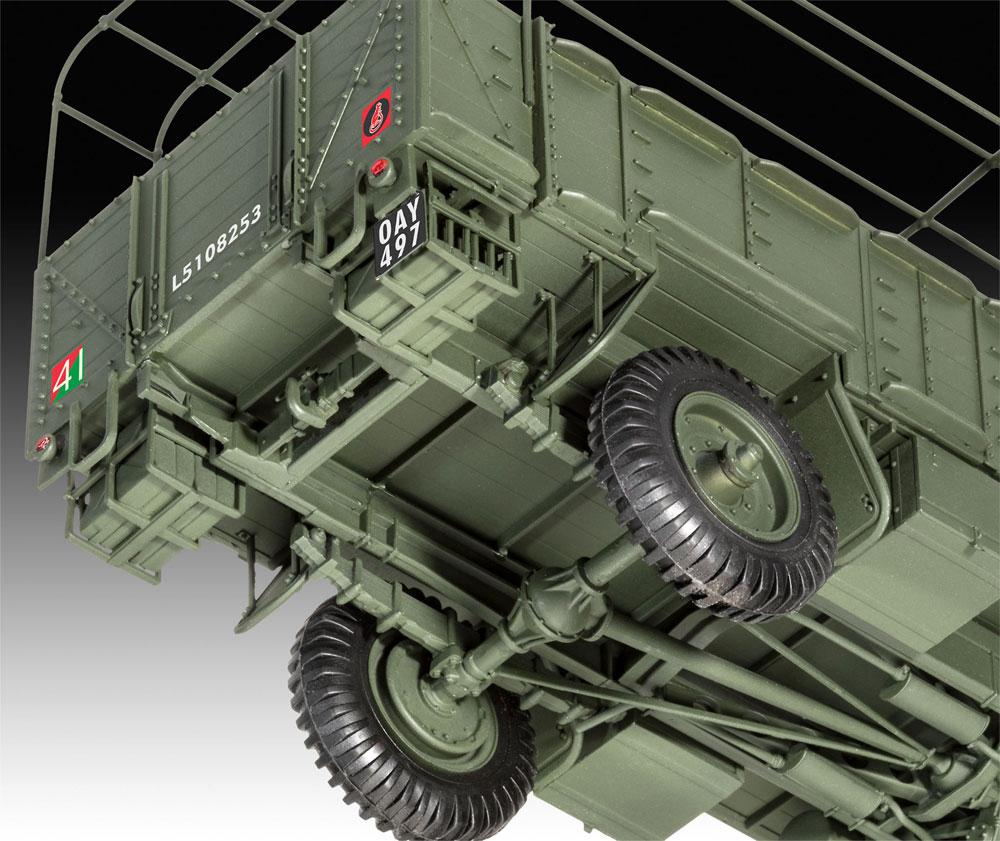 イギリス フォード W.O.T. 6 トラックプラモデル(レベル1/35 ミリタリーNo.03282)商品画像_4