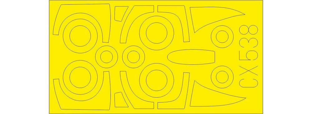 ファントム FGR.2 ビッグED パーツセット (エアフィックス用)エッチング(エデュアルド1/72 BIG ED (AIR)No.BIG72148)商品画像_3