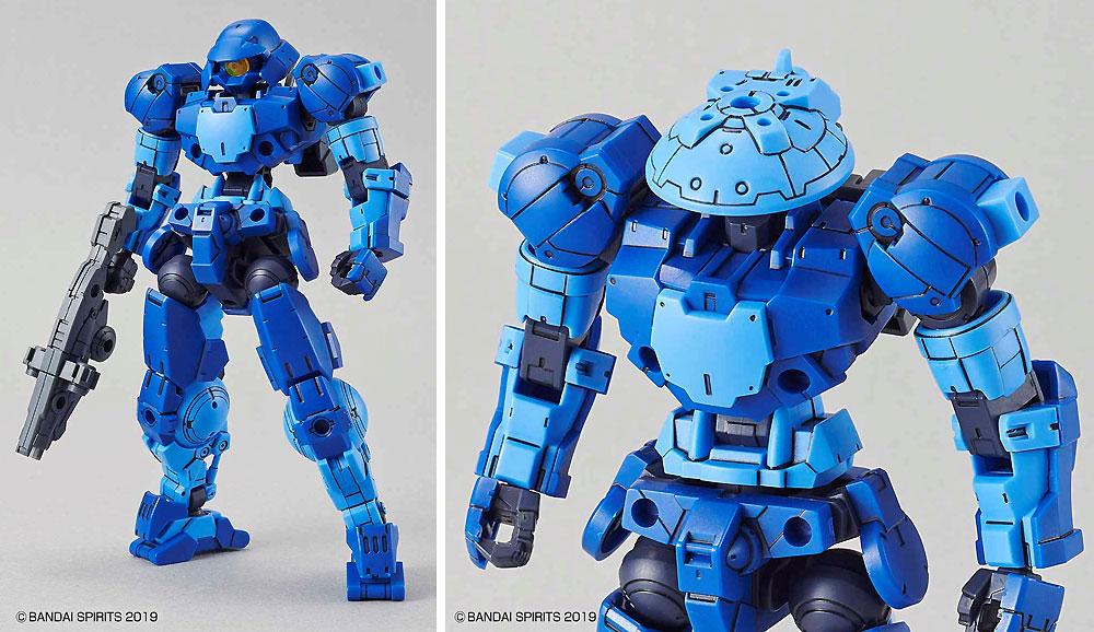 bEXM-15 ポルタノヴァ ブループラモデル(バンダイ30 MINUTES MISSIONSNo.008)商品画像_1