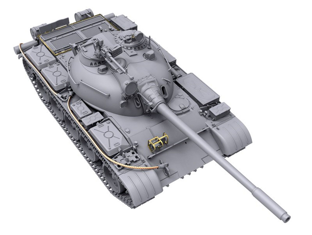 T-54B 中期型 プラモデル (アモ Limited Edition Plastic model kit No.A.MIG-8502) 商品画像_2