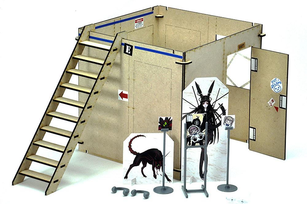 シュートハウス Aプラモデル(トミーテックリトルアーモリー (little armory)No.LD023)商品画像_2