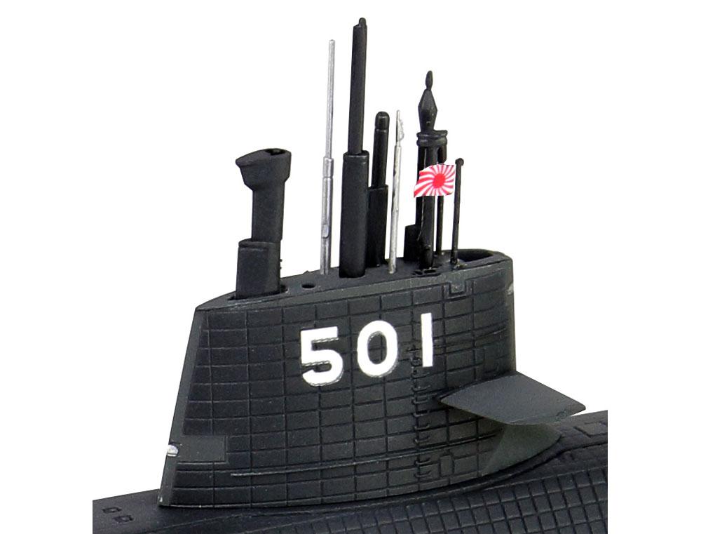 海上自衛隊 潜水艦 SS-501 そうりゅう完成品(ピットロード1/350 塗装済み完成品 (JBM)No.JBM006)商品画像_4
