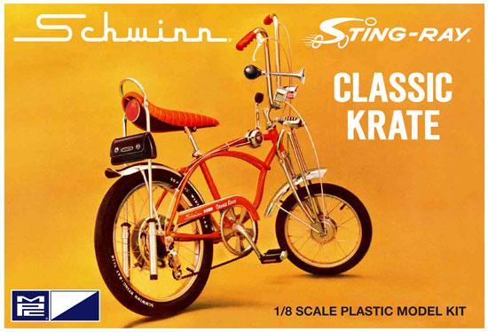 シュウィン スティングレイ クラシック クレイトプラモデル(MPCプラスチックモデルキットNo.MPC914/12)商品画像