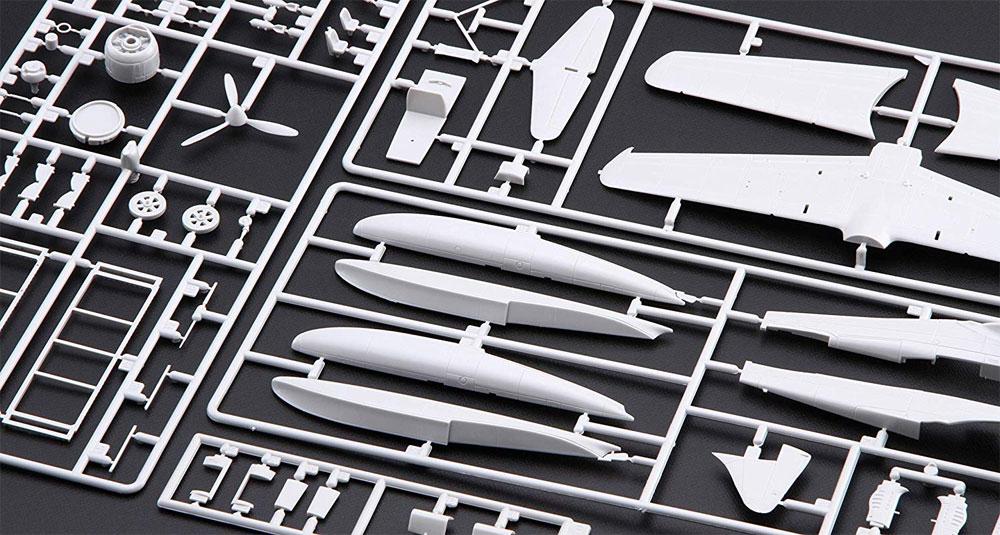 愛知 水上偵察機 瑞雲 11型プラモデル(フジミ1/72 CシリーズNo.C-015)商品画像_1