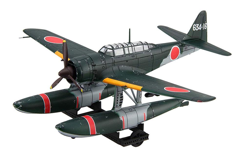 愛知 水上偵察機 瑞雲 11型プラモデル(フジミ1/72 CシリーズNo.C-015)商品画像_3
