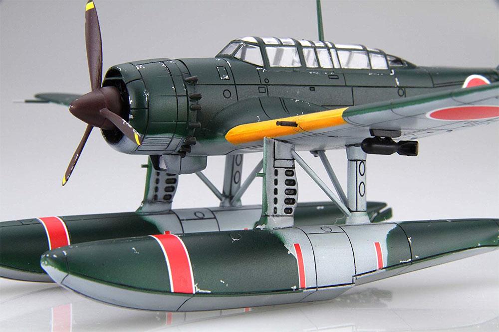 愛知 水上偵察機 瑞雲 11型プラモデル(フジミ1/72 CシリーズNo.C-015)商品画像_4
