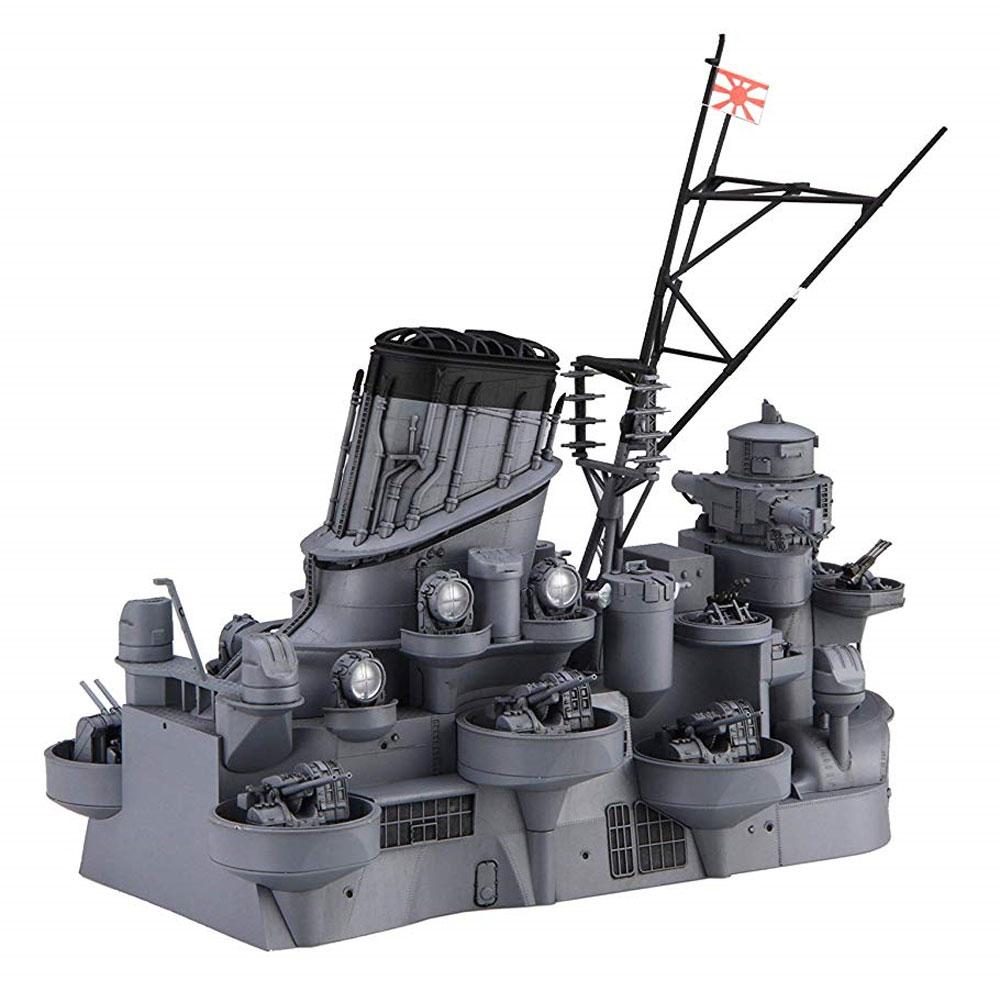 戦艦 大和 中央構造プラモデル(フジミ集める装備品シリーズNo.004)商品画像_2