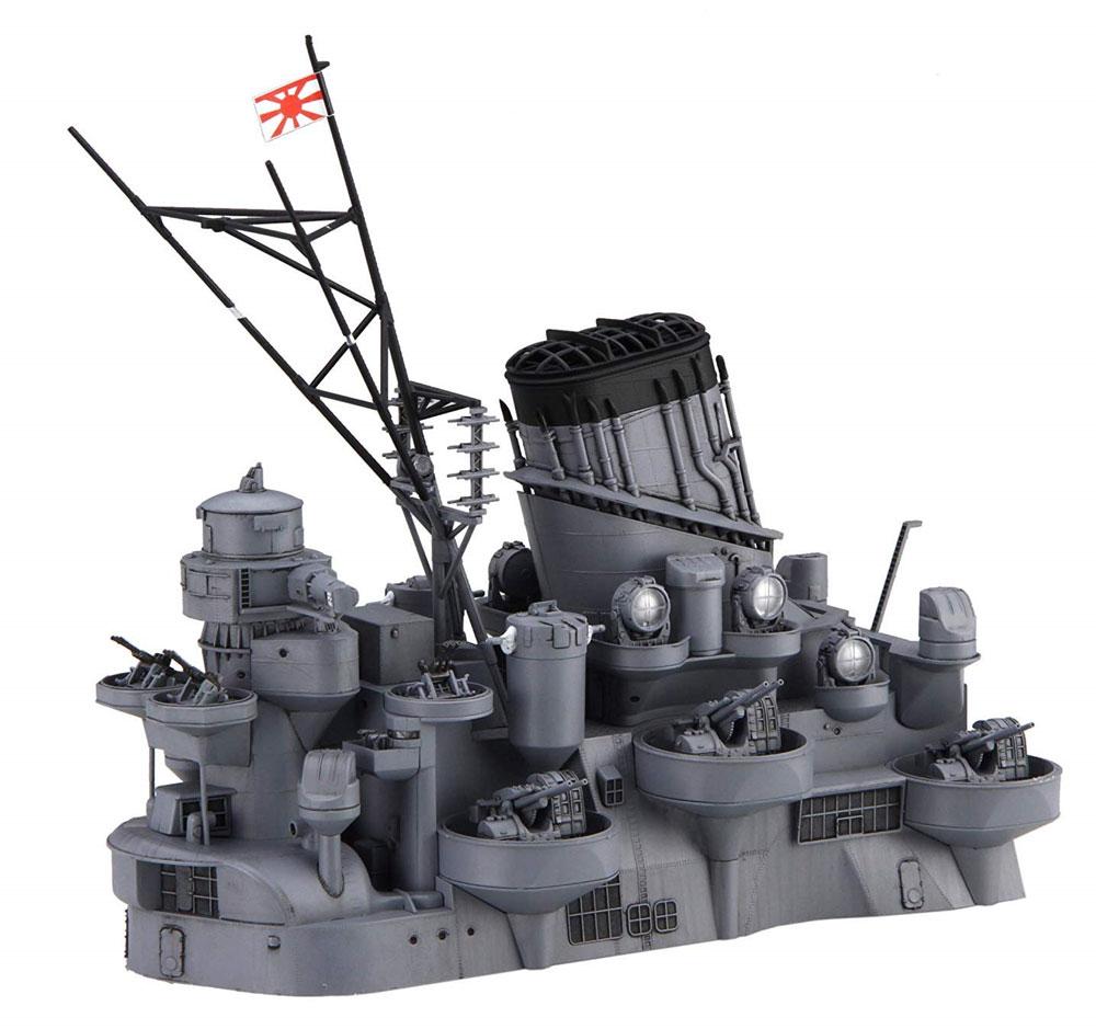 戦艦 大和 中央構造プラモデル(フジミ集める装備品シリーズNo.004)商品画像_3