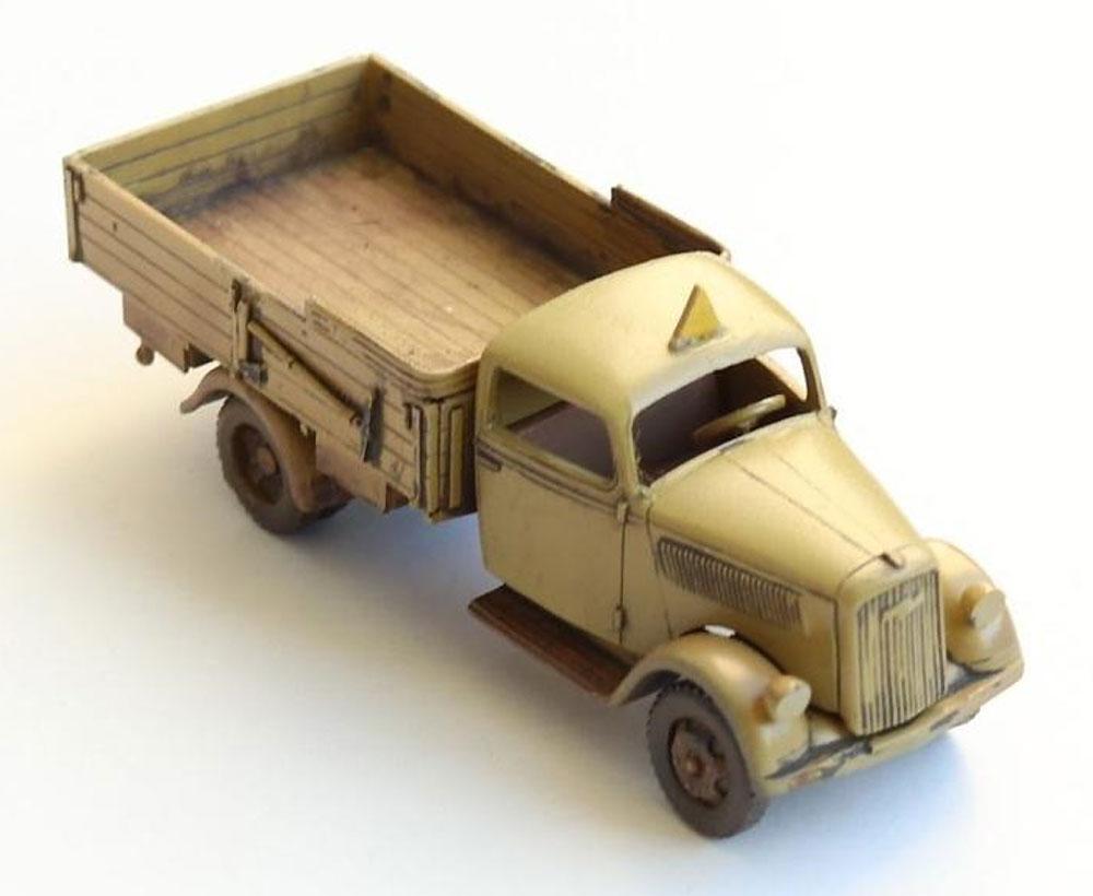 ドイツ軍 タイプ 2.5-32 1.5トン トラック アフリカ戦線プラモデル(アタック1/72 AFV シリーズNo.72921)商品画像_4