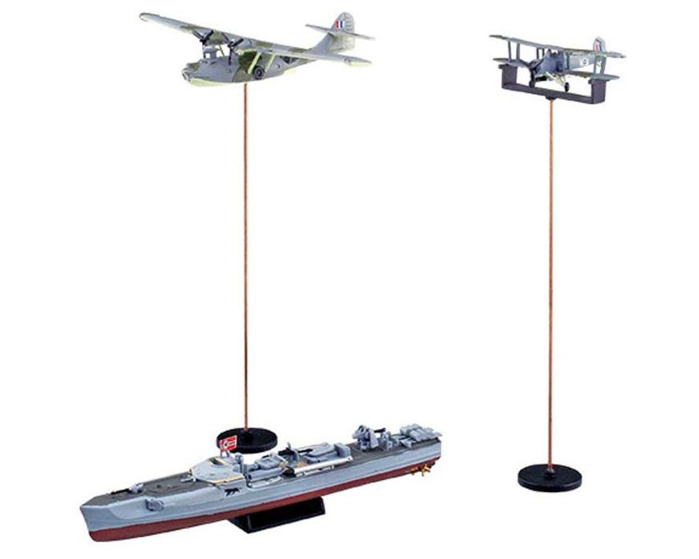 Sボート S-100プラモデル(アオシマ1/350 アイアンクラッドNo.056585)商品画像_2